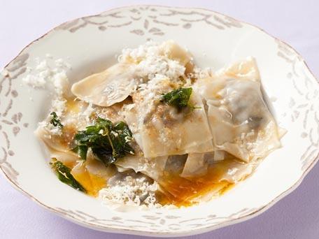 wonton ravioli