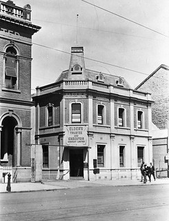 Former White Horse Hotel. Elder's Trustee and Executor Company building, Currie Street, 1923