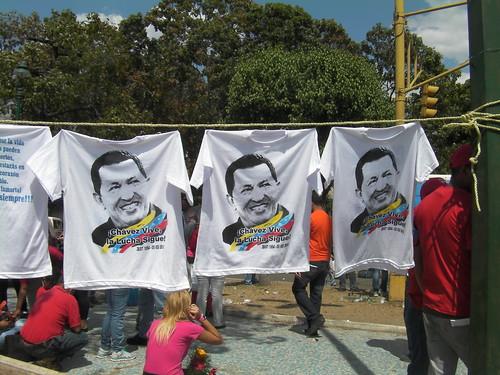 Chavez! Chavez! Chavez!