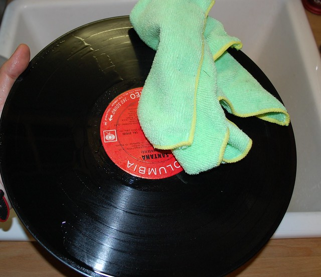 Record drying
