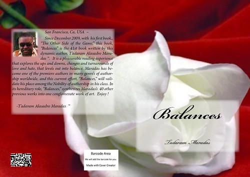 Balances by Tadaram Alasadro Maradas