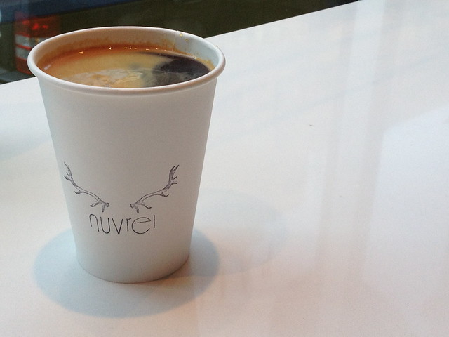 Nuvrei Cafe