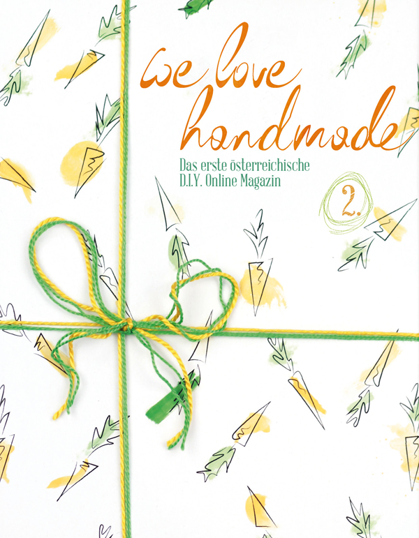 we love handmade MAG #2 OUT NOW!