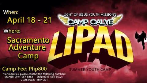 Camp Kalye Lipad 2013