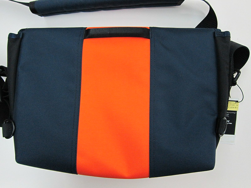 Timbuk2 Custom Laptop Messenger Bag - Back View