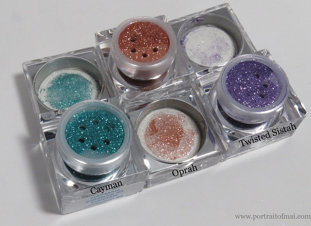 Lit Cosmetics Glitter and Clearly Liquid Glitter Base Review