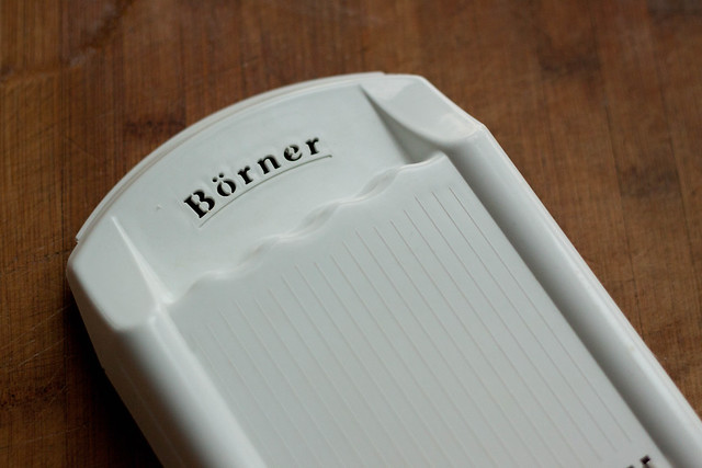 borner julienne cutter review, borner matchstick mandoline review, matchstick cutter, mandoline, scary mandoline, what mandoline to buy, mandoline toronto