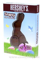 Hershey's Snapsy Chocolate Bunny