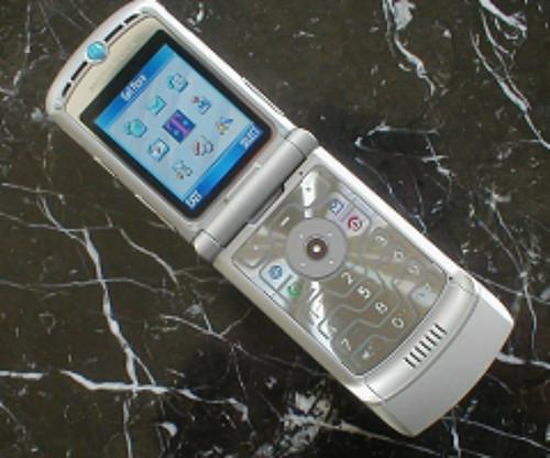 Motorola V3 RAZR