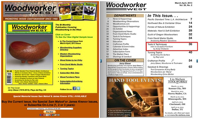 Woodworker West Cover