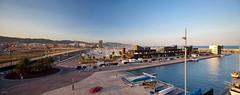 Port de Badalona, on tindrà lloc el II Festival del Mar-I Fira Nàutica del Port de Badalona entre el 10 i 12 de maig. Crèdit foto: Port de Badalona.