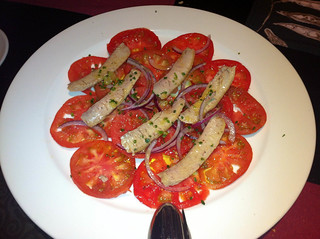 Laminado de tomate raf con ventresca