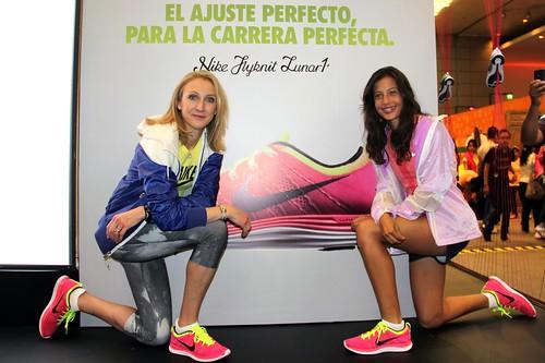 Paula Radcliffe Nosotras Corremos 2013