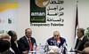 """رئيس الوزراء يشارك في جلسة استماع حول مسؤولية الحكومة ازاء ا لهيئات المحلية لمنطقة شمال و""""شمال شرقي """" القدس"""