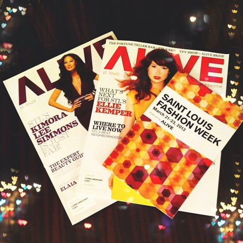 Had an amazing first day in #StLouis So excited for tomorrow! @alivemagstl #stlfw