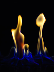 Fire Elementals...