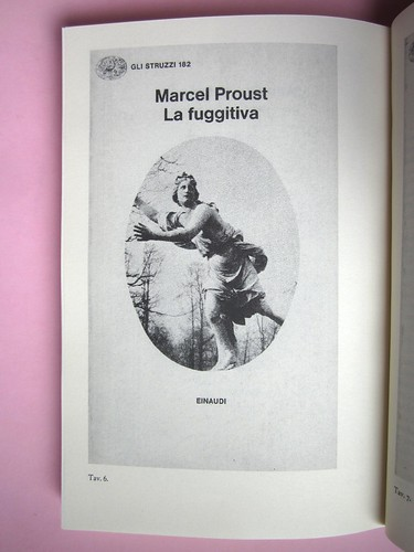 Proust e gli oggetti, a cura di G. G. Greco, S. Martina, M. Piazza. Le Cáriti Editore 2012. Impaginazione e grafica: DMD. Tavola 6 (part.), 1