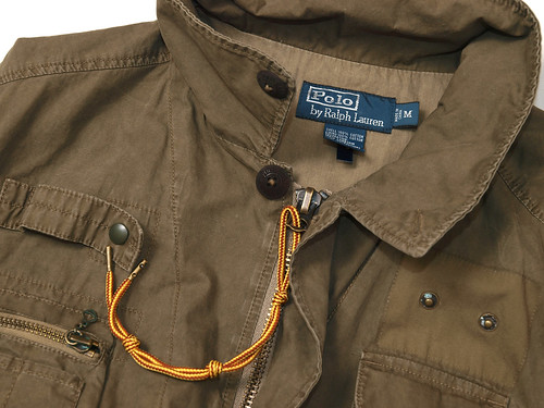 Ralph Lauren / Fishing Vest