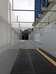 世田谷代田駅の入口