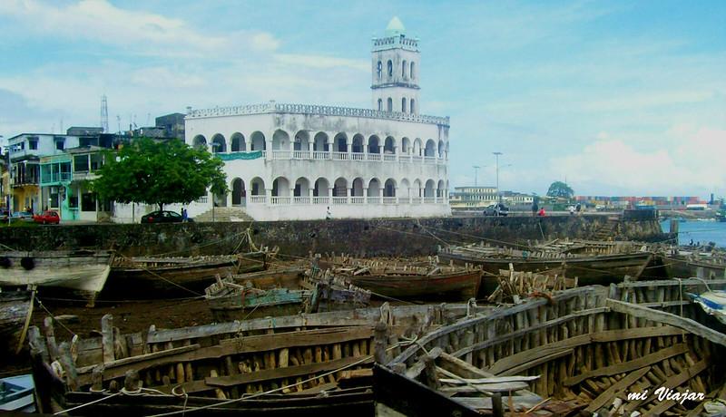 Mezquita Moroni Comores