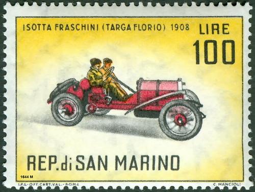 Fraschini 1903 MiNr 716