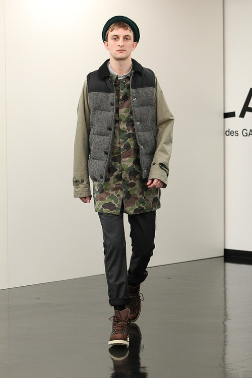 FW13 Tokyo COMME des GARCONS HOMME017_Marko Brozic(Fashionsnap)