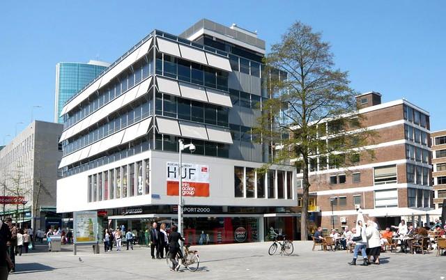 Huf-gebouw