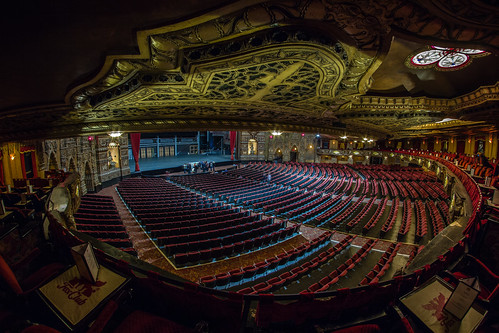 Fabulous Fox Theater by matneym