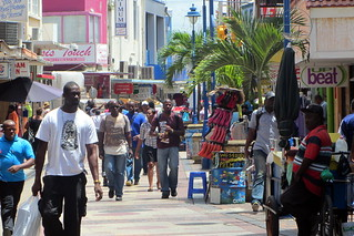Shop around in the city  - Things to do in Bridgetown