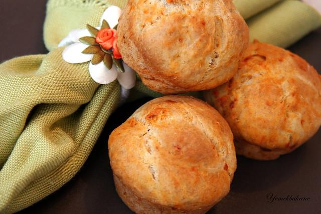 Biberli Minik Ekmekler