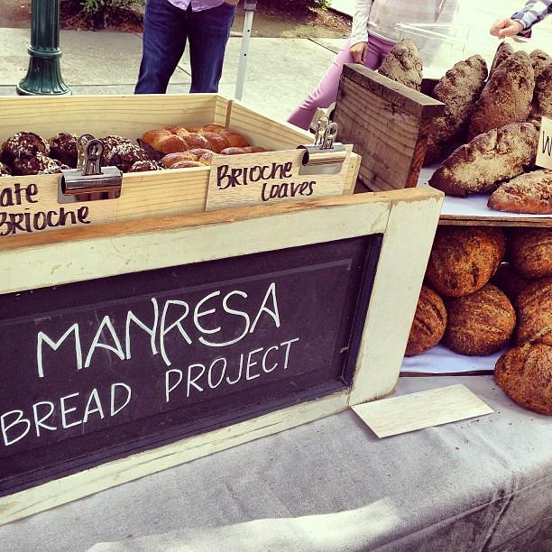 Manresa Bread Project