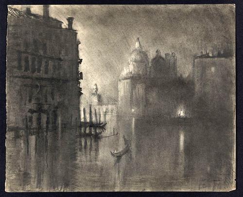 013Saludo del Gran Canal en Venecia-1905- Joseph Pennell-Library of Congress