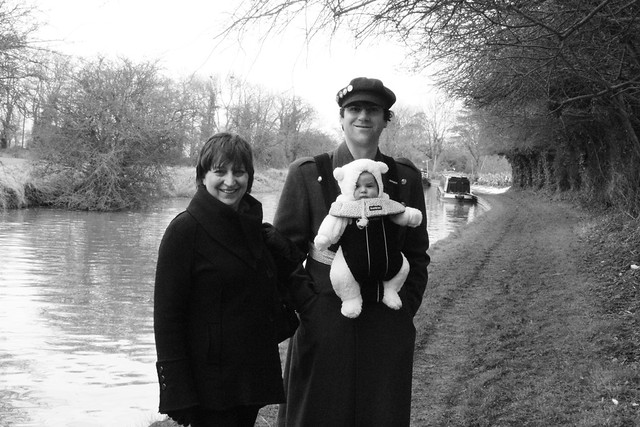 dave and mum