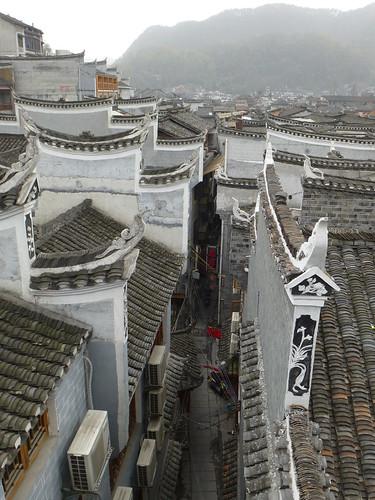 Hunan13-Fenghuang-Ville-Rive Nord (23)