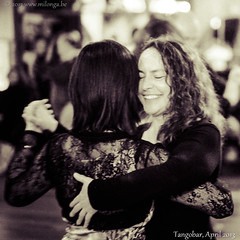 Milonga @ Tango Bar, April 2013