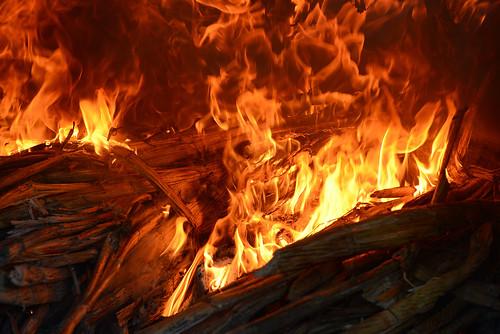 rum fire!