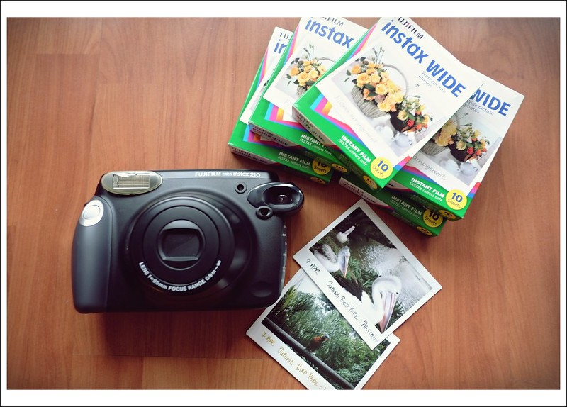 Polariod Wide Instax 210