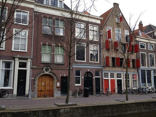 Delft - streetscape