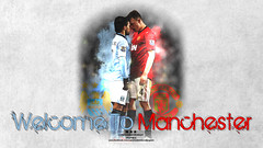 Welcome To Manchester.