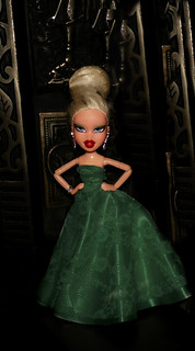 Coco Marcs - BNTM cycle 1 - Theme 2 - Glamorous Gowns option 1