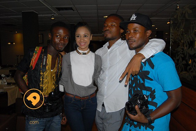 8644478859 59823299b0 z Hot & FAB: Exclusive photos from Sandra Ankobiahs star studded call to the bar party!