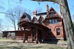 Mark Twain House 12