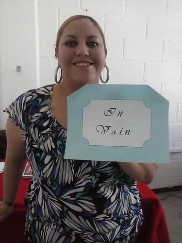 In Vain - Mexico - Viriwena by Sitio de Jane Austen