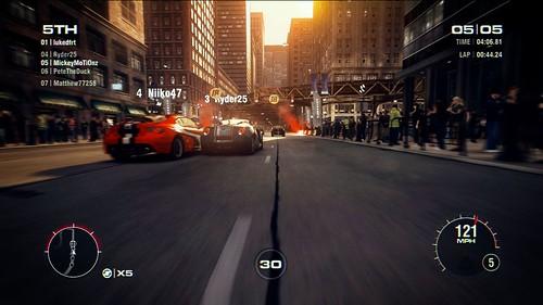 GRID 2 Скриншоты
