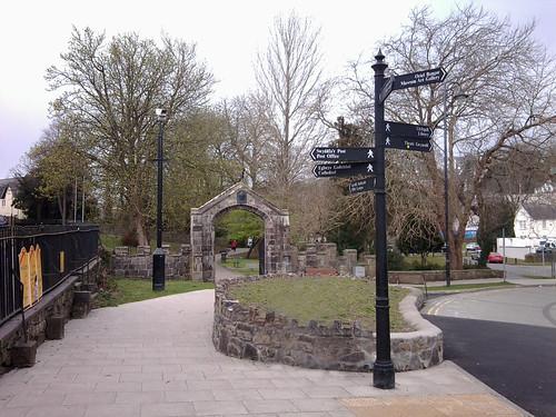 Bible Garden, Bangor