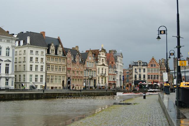 Graslei, Gent