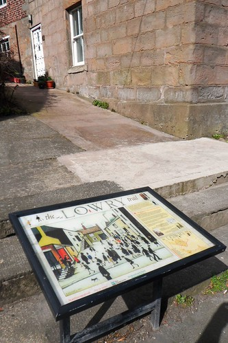 The Lowry Trail in Berwick upon Tweed