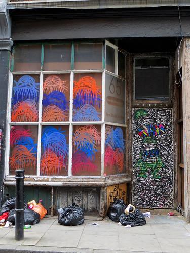 Nathan Bowen, Hanbury Street, Brick Lane - April 2013