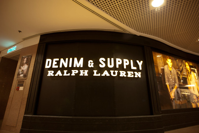 Ralph Lauren Denim Logo