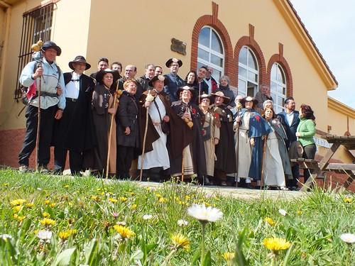 Villadangos, inauguración